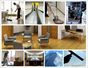 شركات النظافة العامة