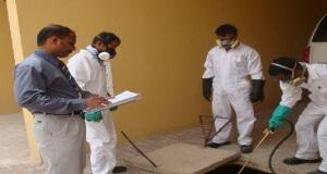 شركات النظافة ومكافحة الحشرات في الرياض